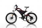 500 W Hub Motore Bike 26 x .2.0 forgo Zoom Tenedor 11,6 Ah lithiun battery + Pantalla LCD