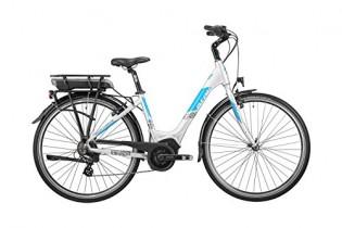 Bicicleta eléctrica de Ciudad con pedalada assistita Atala b-easy 28 Talla S