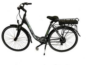 Bicicleta eléctrica Urbana/Paseo, FC Urban, 250W, 36V, e Bike, pedelec, Motor Trasero, Bicicleta Mujer, Bicicleta Hombre
