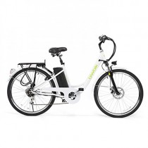 Bicicleta ELECTRICA Mod. Sunray 200 BATERIA Ion Litio 36V 10AH