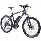 Chrisson, bicicleta eléctrica de 27,5 pulgadas, 1.0 con rendimiento Bosch