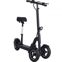 Dpliu-HW Bicicleta Eléctrica Adulto Invertido de Tres Ruedas Scooter eléctrico