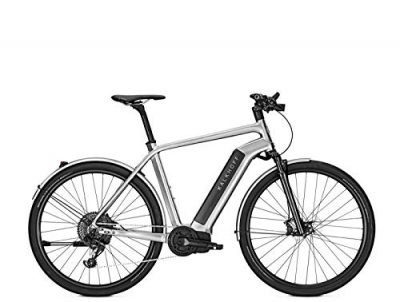 E-bike Kalkhoff Integrale Ltd 17.0 Ah 28 pulgadas 8 G Diamante Hombre pesca en mirrorpolish div. RH