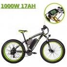eBike_RICHBIT 022 Bicicleta Eléctrica Fat Tire neumático Bicicleta Eléctrica Cruiser
