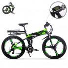 eBike_RICHBIT RLH-860 bicicleta eléctrica bicicleta de montaña plegable MTB