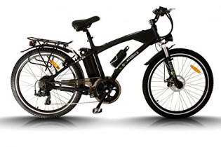 egarbike Bicicleta eléctrica MTB Lifepo4 36V 10ah 26″ MONTAÑA