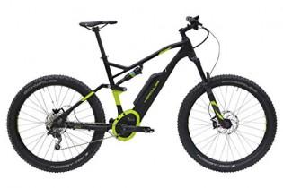 Elektrofahrrad-Einfach 'Bicicleta eléctrica de fácil | Hercules Nos FS CX Elite E-Bike Pedelec