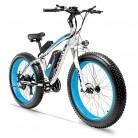 Extrbici XF660 Bicicleta eléctrica 48V 1000W Bicicleta de montaña