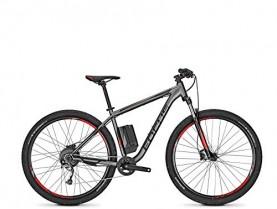 Focus Whistler² Hombre E-Bike S de bicicleta de montaña bicicleta eléctrica irongrey Mate 2018