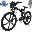 Hiriyt 26″ Bicicleta eléctrica de montaña, 250W, Batería 36V E-Bike