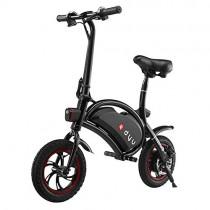 LHLCG Bicicleta eléctrica – Aplicación Inteligente de Bicicleta eléctrica portátil