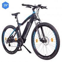 NCM Moscow Bicicleta eléctrica de montaña, 250W, Batería 48V 13Ah 624Wh