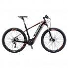 SAVADECK Knight9.0 Fibra de Carbono e-Bike Bicicleta de montaña eléctrica