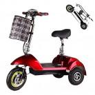 Triciclo eléctrico adulto,150 kg Carga máxima
