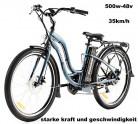 Tucano Bikes Monster X-Road. Bicicleta eléctrica Sistema Reactive Sensor Motor