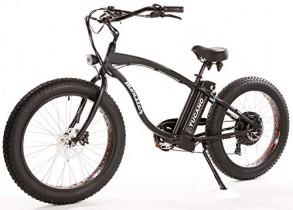 Tucano Monster 26 Naked (Negro). Bicicleta eléctrica 26″ •Motor: 1.000W-48V