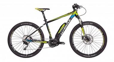 Whistle 'Mountain Bike eléctrica ebike Yonder Motor Yamaha PW-x 400 WH