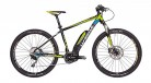 Whistle 'Mountain Bike eléctrica ebike Yonder Motor Yamaha