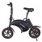 Windgoo Bicicleta eléctrica Plegable Ruedas de 12″,Batería de Litio de 6000-36v